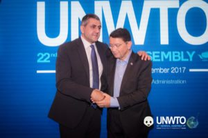 Holiday party at UNWTO: New boss showed up and left everyone in suspense