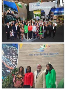 Seychelles records another fruitful participation at ITB 2018