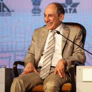Qatar Airways CEO addresses International Aviation Summit in New Delhi, India