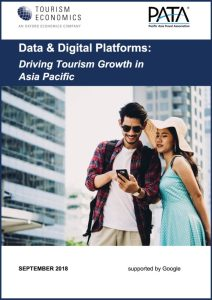 Data & Digital Platforms: Driving Tourism Growth in Asia Pacific