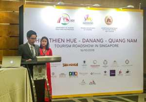 What is the Hue, Danang and Quang Nam tourism product?
