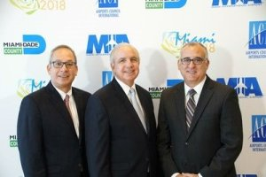 Miami International Airport hosts sold-out 2018 ACI-LAC annual event