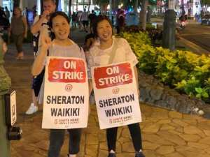 Marriott Hotel Strike in Hawaii may end after 51 days