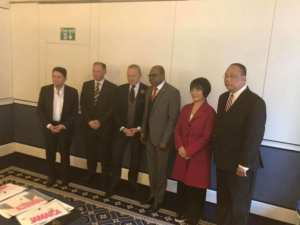 GTRCM: London was about Tourism Resilience and Crisis Management