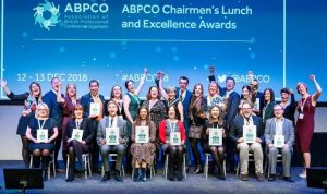 SEC Glasgow hosts ABPCO's annual Chairmen's Lunch and Excellence Awards