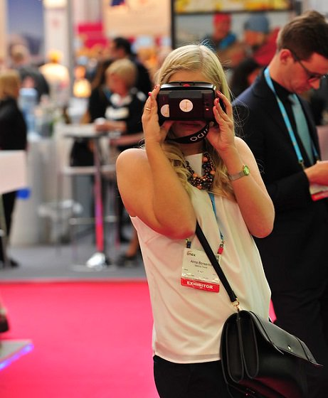 Robots, VR, holograms and AI providing power to planners at IMEX in Frankfurt