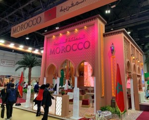Morocco wins Best Stand Design at Arabian Travel Market 2019