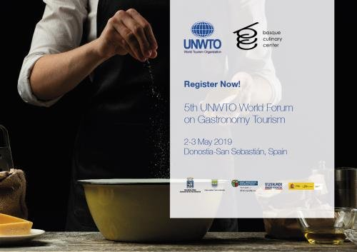 UNWTO World Forum on Gastronomy Tourism to analyze sector's potential