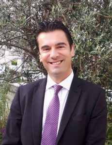 Christophe Berger Named Director of Conventions Malta