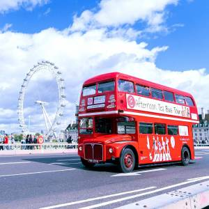 Iconic red Routemaster bus to feature at WTM London 2019