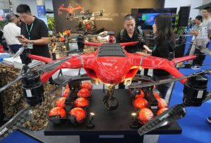 China's Guangdong hosts Drone World Congress 2019