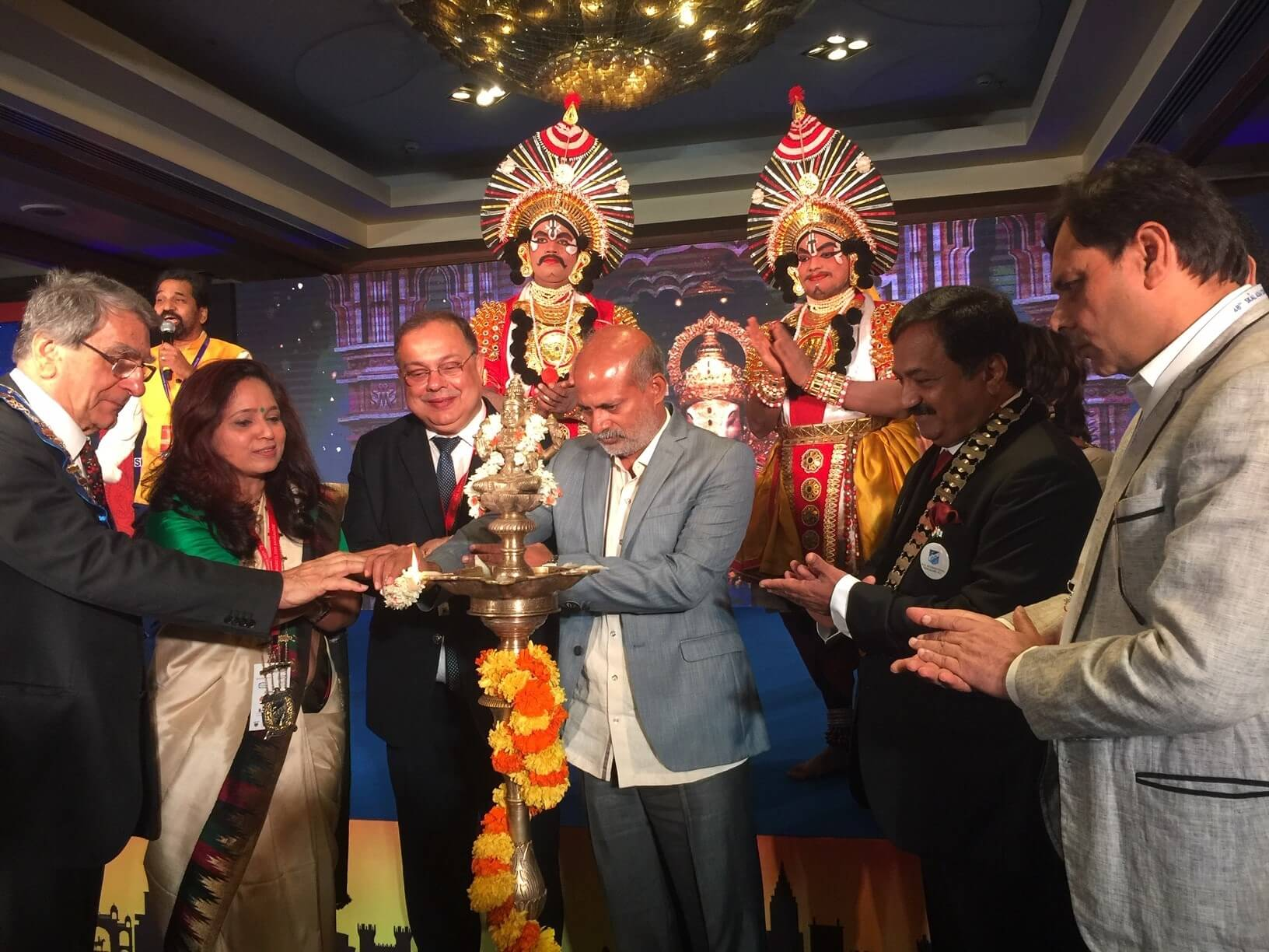 A bright light in Skal: Skal Asia Congress 2019 opens