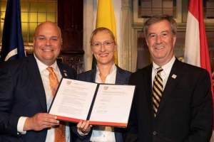 Ottawa and The Hague CVB in close cooperation
