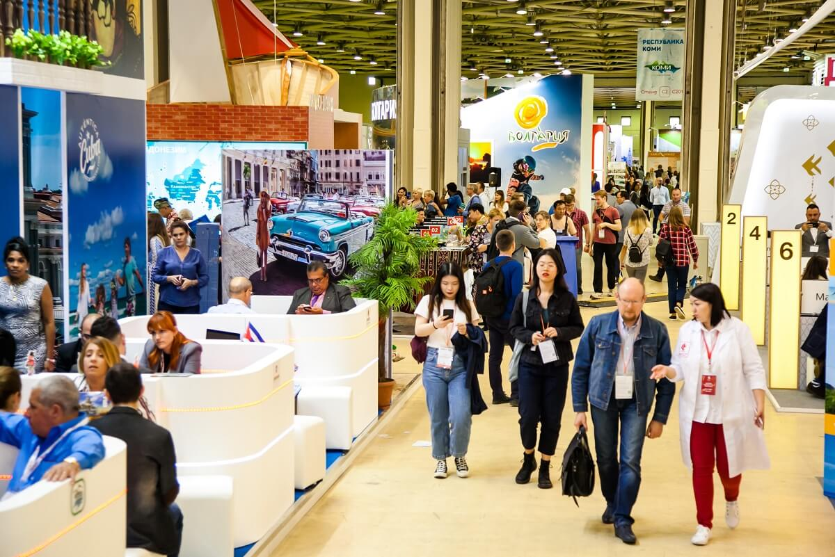 When OTDYKH International Russian Travel Market 2019 ended