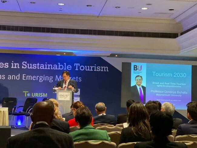 """Powerful"" was the verdict for the first day of the International Tourism Investment Conference in London"