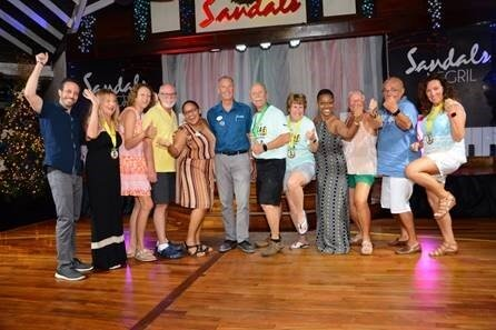 Sandals and Beaches Resorts Hold Sandals Select Runcation Reggae Marathon LIV+ Event
