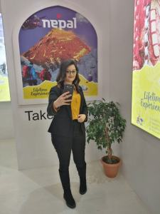 Nepal shows tourism flag in Istanbul