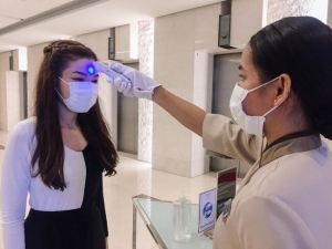 Hotel Enhanced Coronavirus Safety Measures