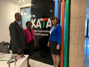 African Tourism Board CEO leaves Kenya with a smile