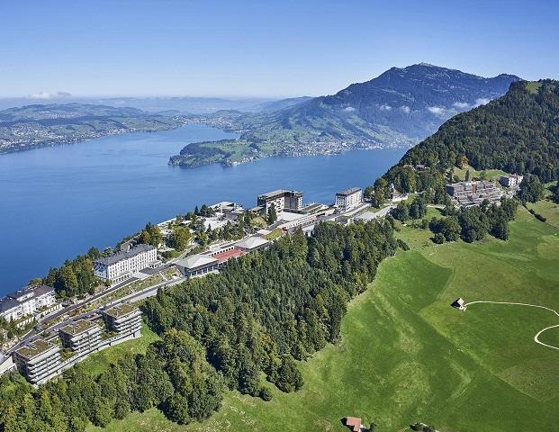 Davos goes Bürgenstock: World Economic Forum Style