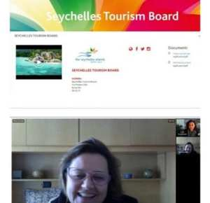Seychelles Tourism Board Italy participates in Travel Open Day Virtual
