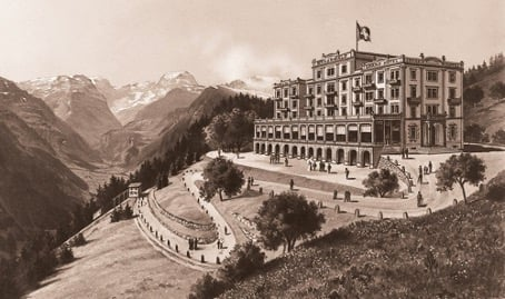Visit a new Switzerland: Hotels  Operated by Robots need no Roads & Cars, but Lamas, Goats, and Breathtaking Sceneries