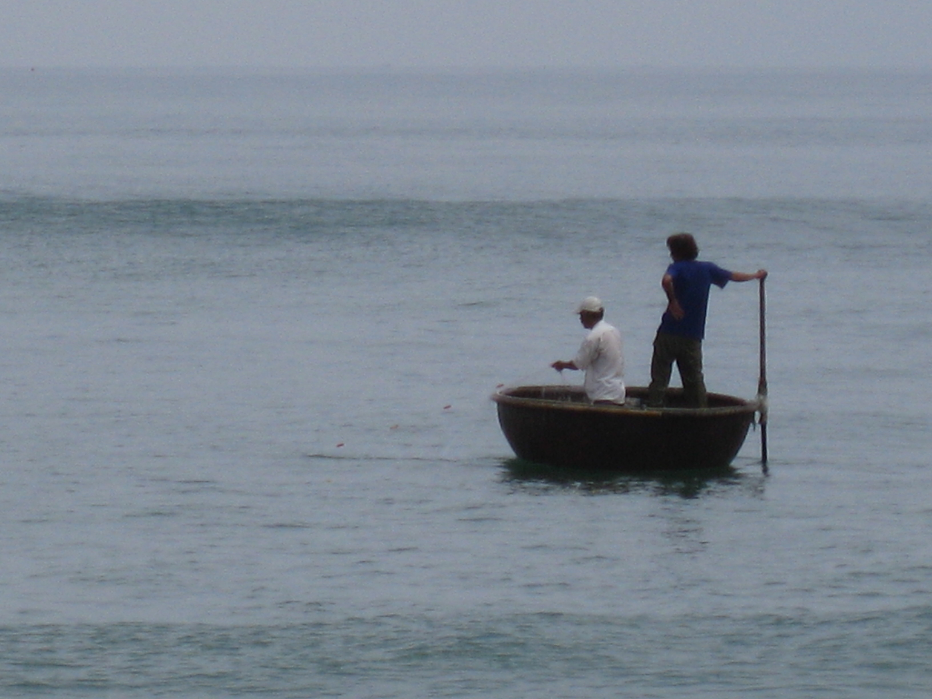 Last visit to Vietnam, was on the beaches watching local fishermen
