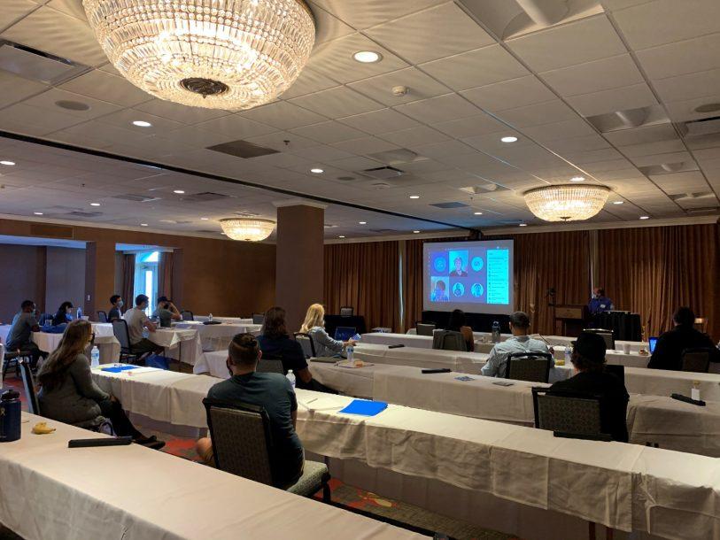 Sheraton Westport Hybrid Meeting scaled