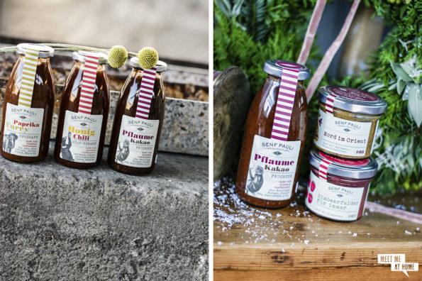 Grandios gute Senfe und Saucen von Senf Pauli