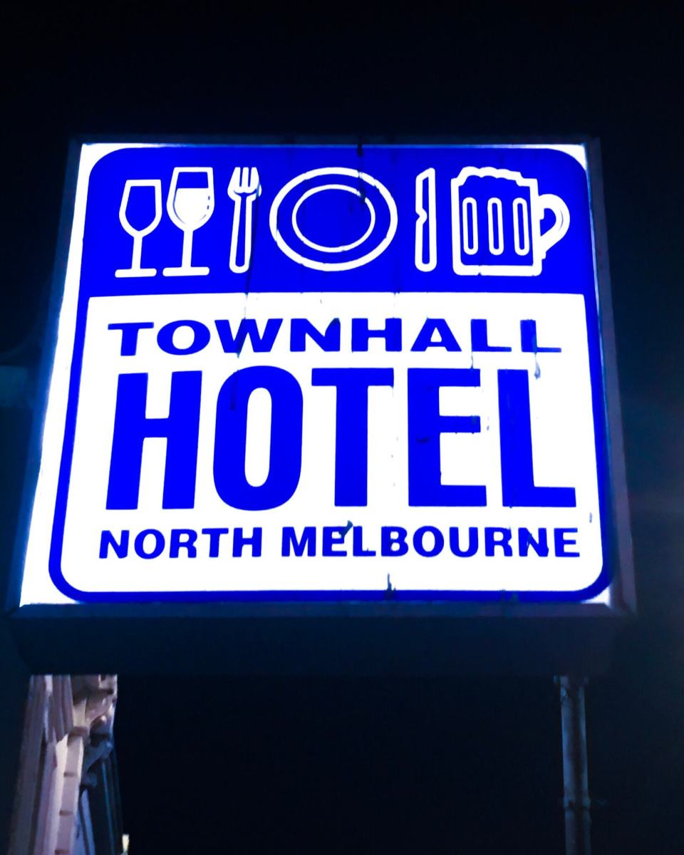 Town Hall Hotel North Melbourne