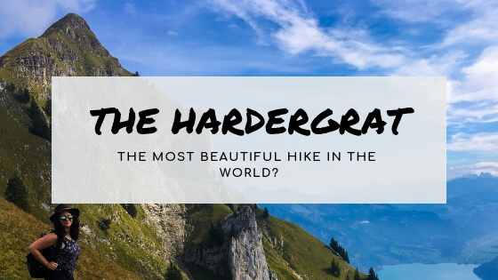 The Hardergrat, the most beautiful hike in the world?