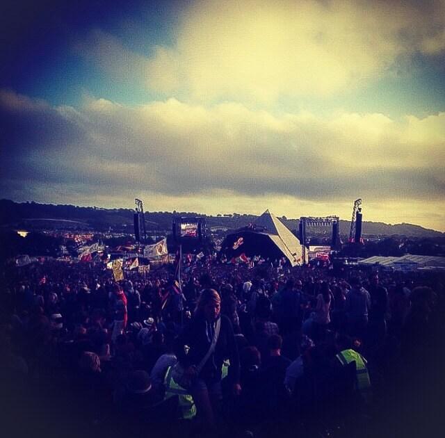 Pyramid Stage - Glastonbury, music festivals- music festivals
