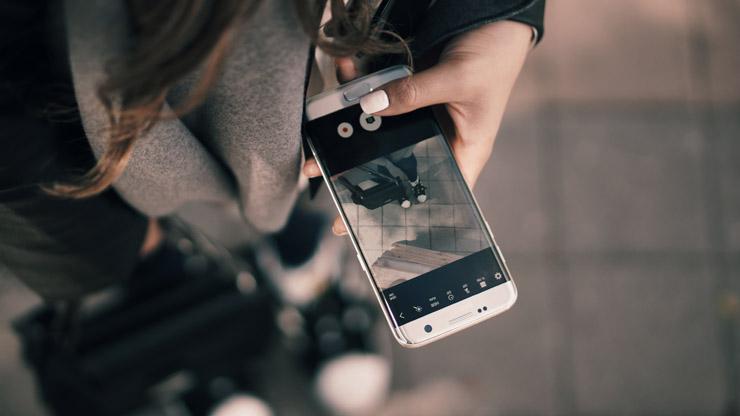 Mobile Phone - Unsplash