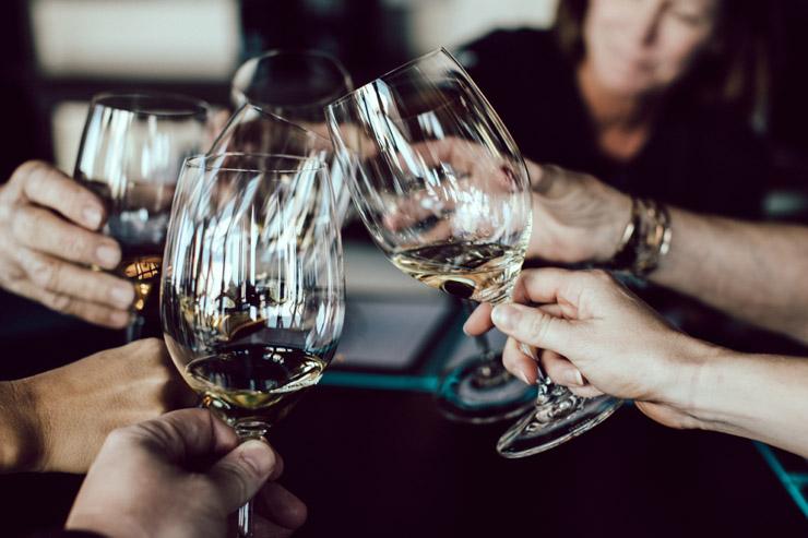 Social Drinks - Credit Unsplash
