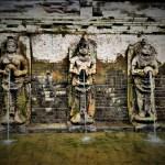 Fountains at Goa Gajah
