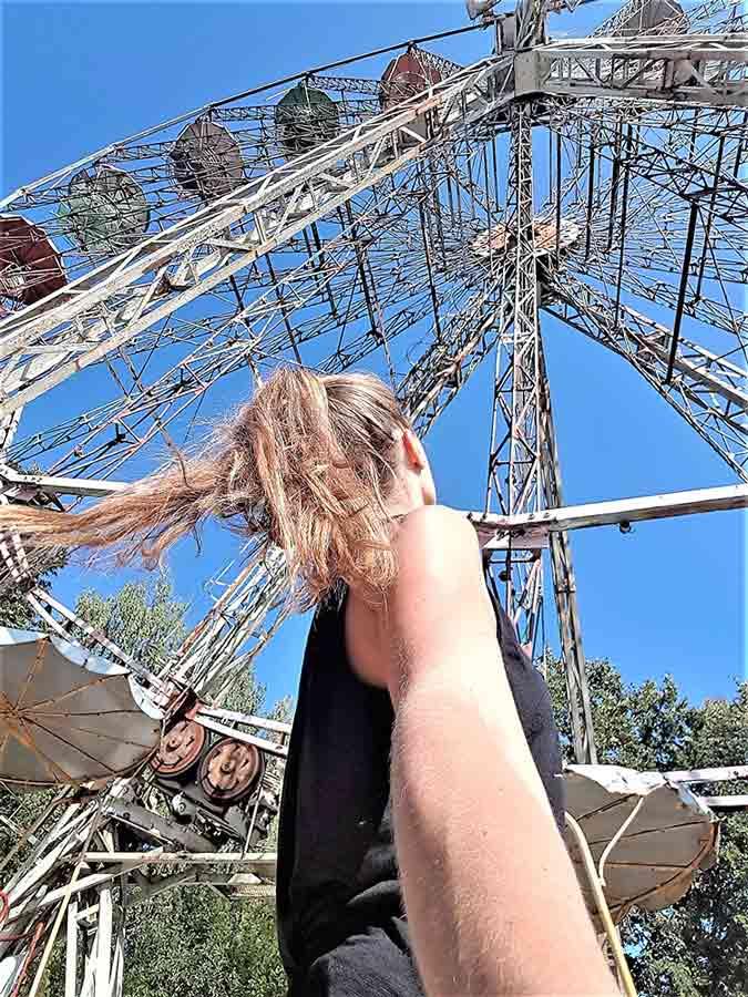 Visiting an Abandoned Amusement Park in Elektrenai, Lithuania 5