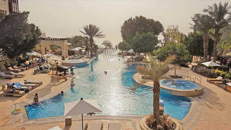 afternoon-haze-over-the-dead-sea-at-the-marriot-hotel optimised
