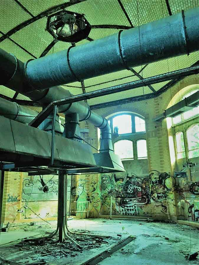 'Off-Beat Experts' - digging out the best of quirky, abandoned, dark-tourism, unusual or overlooked places around the globe. This edition talks about Abandoned Places in Germany: The Beelitz Sanatorium in Berlin #Germany #AbandonedPlaces #DarkTourism #OffBeatTravel