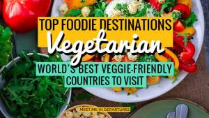 Best Countries for Vegetarians to Visit – Top Destinations for the Vegetarian Traveller