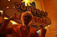 In October it was IMEX time again. Welcome to Las Vegas!