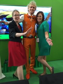 IBTM World - Irish Dance meets Orange Twist