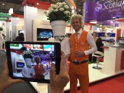IBTM World - Mr Holland meets visit England
