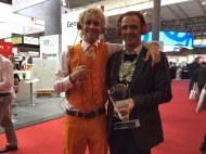 IBTM World - Slovenia won the Best Ice Cream Award