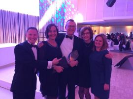 Eric Bakermans wins IMEX Academy Award Europe 2016