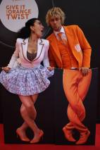 Doing the Orange Twist at IMEX Frankfurt 2016