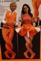 Orange Twist at The Meetings Show UK 2016