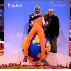 #HollandMoves at IMEX America 2016