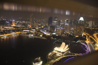 View from Flight Bar
