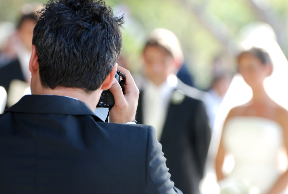 東京の結婚式のカメラマン18選!料金や評判もご紹介