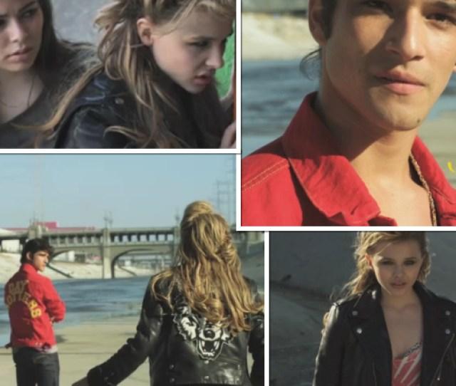 Drew Barrymore Directs Chloe Mortez Tyler Posey Miranda Cosgrove In Best Coast